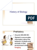 History of Biology.ppt