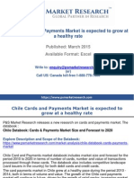 Chile Cards and Payments Market is expected to grow at a healthy rate.pdf