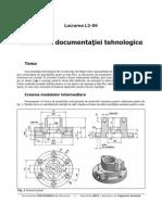 Generarea Documentatiei Tehnologice