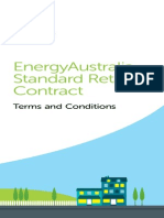 Contract Tariff - Energy Australia