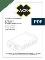 FPR 30 Manual