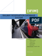 13163357 Indian Rail Reservation Database SystemIt Project