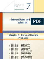 CH07new-Bond Price ppt with ref. answer