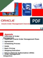 Order Management Presentation