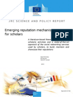 20150415-Emerging Reputation Mechanisms for Scholars-JRC94955