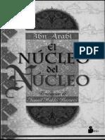 Ibn Arabi - El Nucleo Del Nucleo
