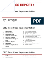 PR - DRC Test Implementation