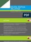 Expansion Palatina Rapida
