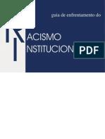 Guia de Enfrentamento Ao Racismo Institucional