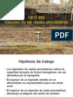 8 Volumen Caidas Piroclasticas GEO982