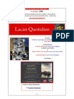 LQ-1011 psicoanalisis