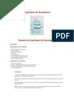 CupCakes de Arandanos
