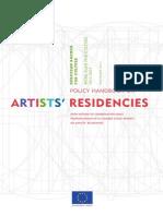 Artists Residencies En,.