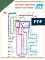 Mappa Rete Urbana Monfalcone PDF