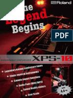 Xps 10 Brochure