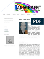 """99"" Management - Mama Abdul Jabar"