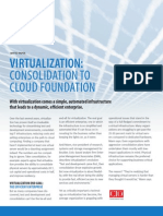 Virt Con to Cloud