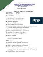 Administração Aplicada à Enfermagem (2)