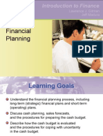 Chapter 14 Financial Planning Lawrence j Gitman4178