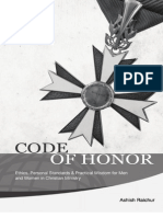 Ashish Raichur - Code of Honor