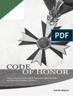 Ashish Raichur - Code of Honor
