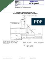 Centro carga forklift