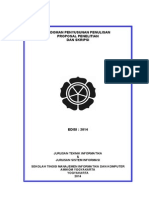 Pedoman Ver 6.2 Bag IV Tata Cara Penulisan