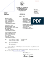 Court of Appeals Notice to Counsel