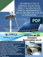 Energía Solar Perú