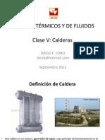Clase v Calderas