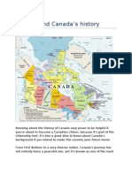Canada and Canada's History