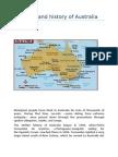 Australia and History of Australia