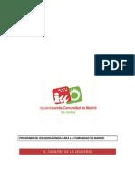 Programa Autonómico de IU Madrid 2015