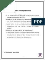 53255557-Reasons-for-Choosing-Interloop - Copy.doc