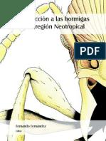 Introducción a Las Hormigas de La Región Neotropical