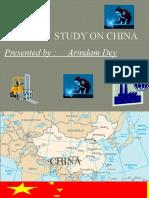 Case Study on China