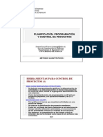 Planificación de Proyectos- Pert i