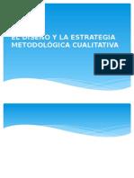 Diseño Df y Tipo (Narrativo, Tf, Etnografía, Fenomenología