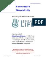 Come Usare Second Life