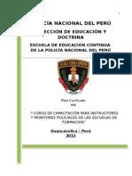Curso Instructores 2014