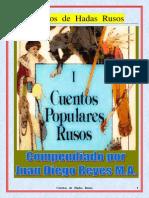 Cuentos Populares Rusos de Hadas (Jd. Reyes)
