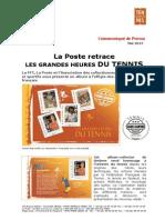 Les Gloires Françaises Du Tennis