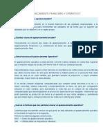 Lectura Apalancamiento Financiero y Operativo