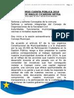 Discurso Cuenta Pública Concejo Municipal (1)
