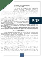 Derecho Comunitario Apuntes
