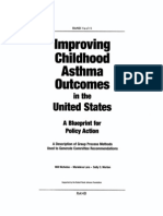 Improving Childhood Asthma Outcomes in the United States 2002
