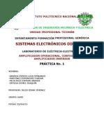 SISTEMAS ELECTRONICOS Y DIGITALES