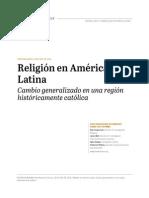 Religión en América Latina_Pew Research Center.pdf