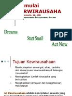 Entrepreneurship Untuk SMK