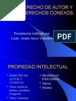 Araya - Derechos de Autor.ppt